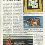 Artikel von der Heimtex 1996 Seite 1 alternativtext